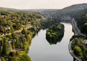 Meuse valley - Lustin